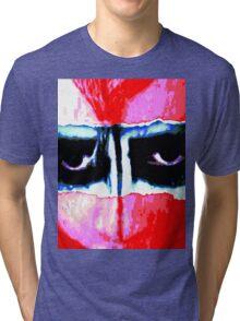 Psychedelic Primitive Tri-blend T-Shirt
