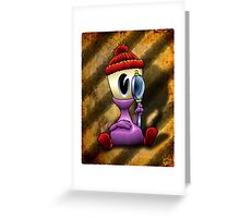 Ical Opt Greeting Card