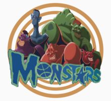 Monstars by kalilak