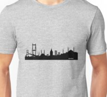 istanbul silhouette Unisex T-Shirt