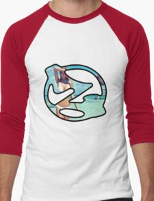 Upton Zed Men's Baseball ¾ T-Shirt