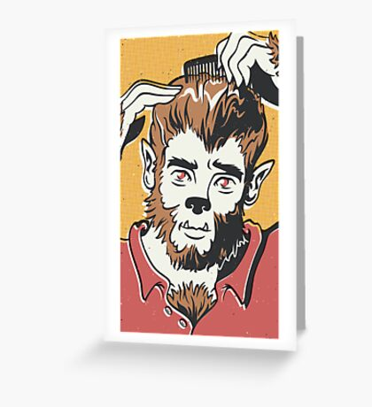 Prep for the Monster Mash Greeting Card
