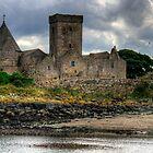 Inchcolm Abbey by Tom Gomez