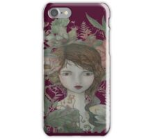 LOOK AT YOU, WATCHING YOU, SEES YOU iPhone Case/Skin