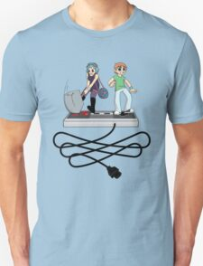 Scott and Ramona VS the World Unisex T-Shirt