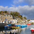 Padstow, Cornwall by Lisa Williams