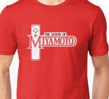Legend of Miyamoto Unisex T-Shirt