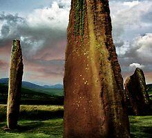 Standing Stones by Isenwolf