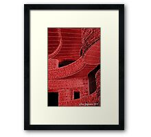 Museum of the American Indian Framed Print