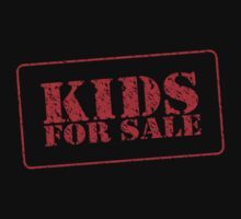 Kids for sale Stamp TEE by taudalpoi