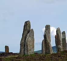 The Ring of Brodgar by WatscapePhoto