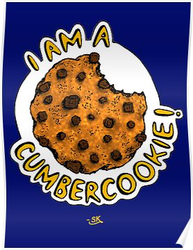 Cumbercookie of the Cumberbatch! by ShubhangiK