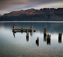 Lake Wakatipu Memories #3 by Brad Grove