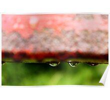 Raindrops Poster