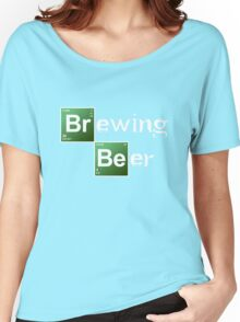 Brewing Beer Women's Relaxed Fit T-Shirt