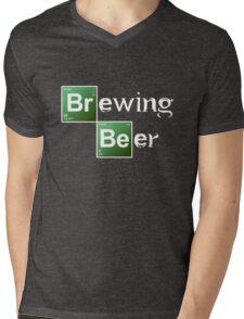 Brewing Beer Mens V-Neck T-Shirt