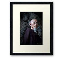 Thach Dong Framed Print