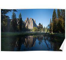 Awakening - Yosemite Valley Poster