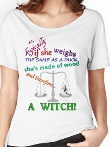 A WITCH! Women's Relaxed Fit T-Shirt