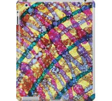 Mardi Gras Abstract by Mark Compton iPad Case/Skin