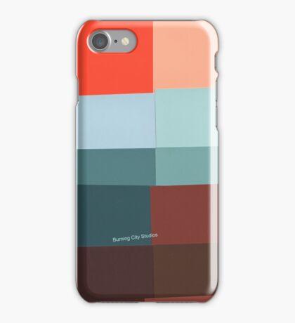 Color Studies Art-i-fact iPhone Case/Skin