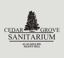 Silent Hill - Cedar Grove Sanitarium by QuestionSleepZz