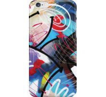 Sealed With a Twist Abstract by Mark Compton iPhone Case/Skin