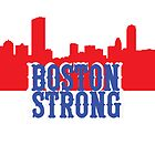 Boston Strong by Scott Dovey