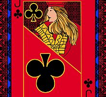 Jack of Clubs by RonMock