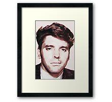 Burt Lancaster in I Walk Alone Framed Print