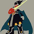 Megaman Battle Net 5 Colonel by BAM063