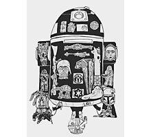 R2-D2 Photographic Print