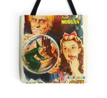 Italian poster of The Wizard of Oz Tote Bag