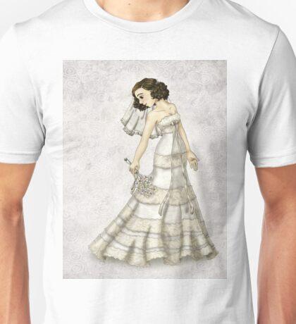 Lace Bride I Unisex T-Shirt