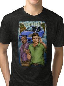 Psyched Tri-blend T-Shirt