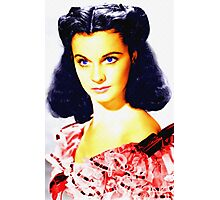 Vivien Leigh in Gone with the Wind Photographic Print