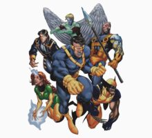 X-men by bertviles