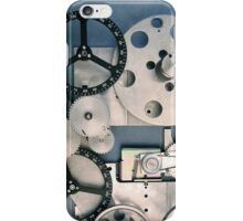 Clouded Gears iPhone Case/Skin