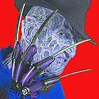 Robert Englund in A Nightmare on Elm Street by Art Cinema Gallery
