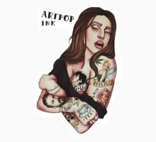 ARTPOP ink by AlfredoV90