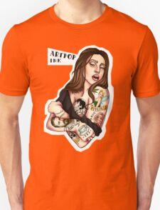 ARTPOP ink Unisex T-Shirt