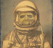 Astronaut Ghoul by JebRand