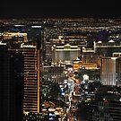 Las Vegas Strip by JaninesWorld