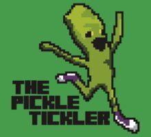 The Pickle Tickler Tee by SpicyKumquat