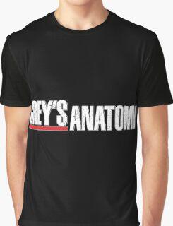 Grey`s Anatomy Graphic T-Shirt