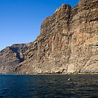 Los Gigantes Cliffs in Tenerife by Artur Bogacki