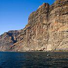Los Gigantes Cliffs in Tenerife by Artur Bogacki
