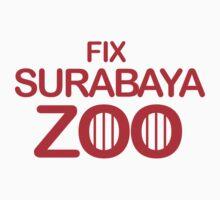 Fix Surabaya Zoo 2 One Piece - Short Sleeve