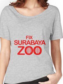 Fix Surabaya Zoo 2 Women's Relaxed Fit T-Shirt