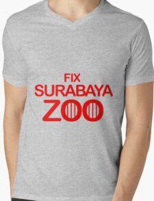 Fix Surabaya Zoo 2 Mens V-Neck T-Shirt